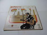 "Johnny Cash And Jeannie C. Riley – Big River 93487 LP33 12"" Vinyl Record"