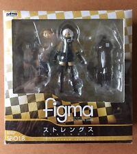 Figma Figure STR Strength Black Rock Shooter OVA SP-018