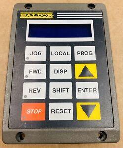 BALDOR KP0022A00 Rev G keypad digital operator