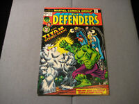 The Defenders #12 (1974, Marvel)