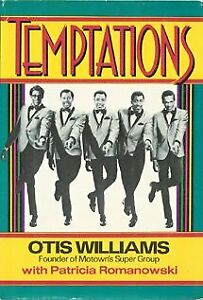 Temptations by Otis Williams, First Edition 0399133135