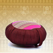 Round Seat Cotton pad Meditation traditional meditation Our zafu cushion 40x20Cm