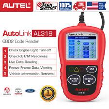 Autel AutoLink AL319 OBD2 Automotive Car Fault Code Reader Auto Diagnostic Tool