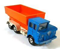 Lone Star Foden Commercials Half Cab Truck Vintage Toy Car Diecast M029