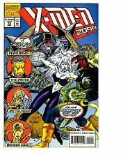 10 X-Men 2099 Marvel Comic Books # 12 13 14 15 16 17 18 19 20 21 Bishop BH15