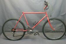 "1995 Schwinn Mirada MTB Bike XLarge 21"" Hardtail Rigid Cromoly Steel USA Charity"