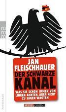 Der Schwarze Kanal von Jan Fleischhauer (2012, Klappenbroschur)