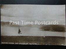 c1913 RP - Drifting Clouds LOCH STRIVEN on the Clyde