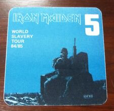 Iron Maiden-World Slavery-Tour 1984/1985 - VIP PASS
