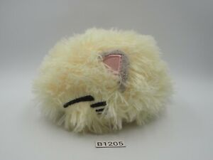 "Nemuneko B1205 Sleeping Cat Furyu Plush 5"" Stuffed Toy Doll Japan"
