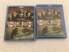 PIRATES OF THE CARRIBEAN: AT WORLD'S END BLU-RAY MOVIE 2007, 2 DISC FANTASY