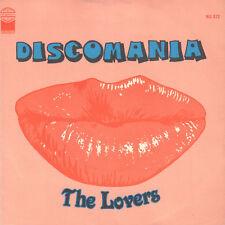"LOVERS, THE – Discomania (1977 NEAR MINT DISCO VINYL SINGLE 7"" HOLLAND)"