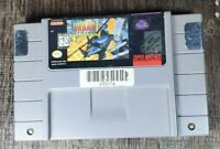 Urban Strike (Super Nintendo Entertainment System, 1994)