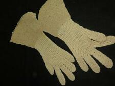 Lace Vintage Gloves