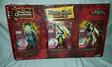 Pirates Of The Caribbean At World's End Pirate Clash Battle Pack