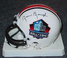 SAMMY BAUGH Signed/Autographed NFL HALL OF FAME HOF Mini Helmet REDSKINS JSA COA
