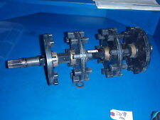 """SKIDOO DRIVE SHAFT AND SPROCKETS NOS SEE PICS 20-1/8"""" LONG 1-3/16 SHAFT"""