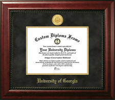 University of Georgia Professional Diploma Frame