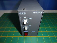 CCS PD2-3012 Digital Power Supply 12V LED Light Source 110/240V In 12V 28W Out