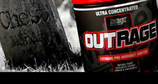 NUTREX OUTRAGE 30 servings - Hemorage Outlift N-Vein