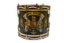 Royal Marines Marching Band Snare Drum Premier 1960's? Military