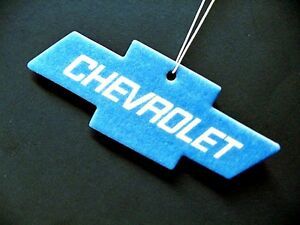 Chevy Strawberry Air Freshener Instrument Panel Rear View Mirror Emblem SS Dash