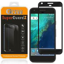 SuperGuardZ® Tempered Glass [FULL COVER] Screen Protector Armor For Google Pixel