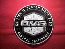 AVS Air Bag Parts Sticker Decal