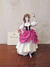 """COALPORT Figurine Figure Statue Sculpture """"Ripe Cherries Ripe"""" Limited, London"""
