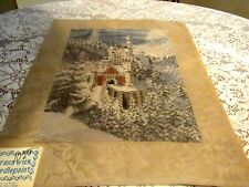 Handmade in Madeira Tramme Needlepoint Canvas