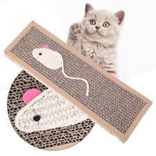 eg _ Mascota Gato Gatito Scratch Rascador Board POST PINZAS Sisal cáñamo