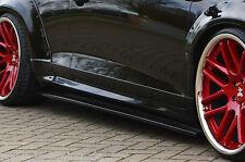 Cup retrasadas faldones sideskirts ABS para VW Scirocco 3 por Ingo Noak