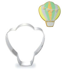 Stainless Steel Cookie Cutter Hot Air Balloon Cake Biscuts Cutter Fondant Mold ☆
