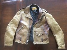 Schott Perfecto Style 118 Vintage Leather Jacket