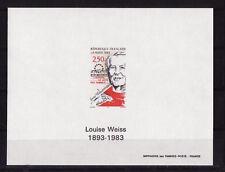 FG ND  Louise Weiss  écrivain et femme politique    1993   num: 2809