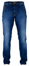PIERRE CARDIN DIJON dark blue used Herren Five Pocket Jeans 32311 7337.01