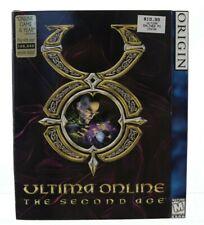 Ultima Online Origin The Second Age Pc Big Box New Sealed