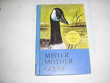 MISTER MOTHER GOOSE by Robert A. McCracken