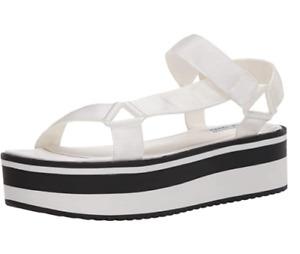 Steve Madden Women's Toni Wedge Platform Sandals, Color Options