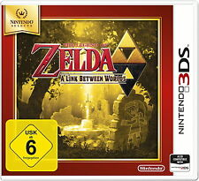 Nintendo 3DS - The Legend of Zelda: A Link Between Worlds