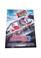 SIND WIR SCHON DA FILMPOSTER / POSTER - ICE CUBE