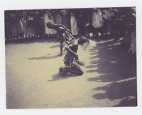 Afrique Pays à identifier Vintage Print Tirage citrate  5x8  Circa 1890