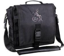 Bulldog Gun Case Tactical Notebook Tri-Double Mag Pouch Colt Logo CLT56