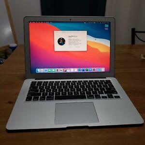 "Apple MacBook Air 13"" 2015, Intel Core i7 2.2 GHz, 8 GB Ram, 128GB SSD, Big Sur"