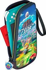 The Legend of Zelda Link's Awakening Travel Case for Nintendo Switch Lite