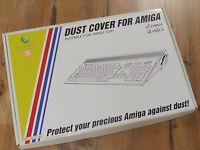Abdeckung für AMIGA 1200, neu. Dust cover for AMIGA 1200, new