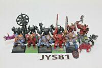Warhammer Warriors Of Chaos Warriors Incomplete - JYS81