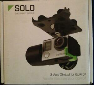 Solo GB11A 3-Axis Gimbal for GoPro / Nacelle 3 axes pour GoPro / 3-Achsen-Gimbal