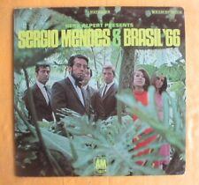 Sergio Mendes Lp - Herb Alpert Presents,orig A&M  pressing