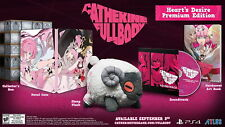 """Catherine: Full Body """"Heart's Desire"""" Premium Edition [Sony PlayStation PS4] NEW"""